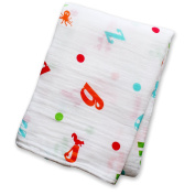 Lulujo Cotton Muslin Wrap
