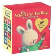 The When I'm Feeling Collection 10th Aniversary Hardcover Slipcase Trace Moroney