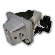 Replacement Projector Lamp 311-8529 / 725-10112 for DELL M209X / M210X / M409MX / M409WX / M409X / M410HD / M410X Projectors, Alda PQ® Lamp with housing
