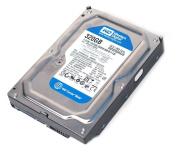 Western Digital (WD) WD3200AAJS Caviar Blue SATA II 7200 RPM 8 MB Cache Bulk/OEM Desktop Hard Drive for PC, Mac, CCTV DVR, NAS, RAID- 1 Year Warranty