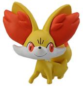 Takaratomy Official Pokemon X and Y MC-006 ~ 5.1cm Fennekin/Fokko Action Figure