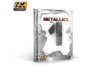 AK Interactive Book - AK Learning 4 Metallics VOL 1 # 507