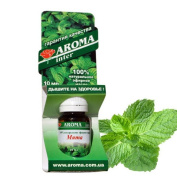 Aromatherapy essential oil PEPPERMINT 10 ml Sauna