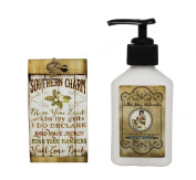 Lillie May Naturals Southern Charm Cranberry Pomegranate Goat Milk Soap and Lotion Gift Set