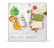 Skinfood NZ - Enrich Your Skin Set - Cleans All, Rosehip Oil & Two Body Bars