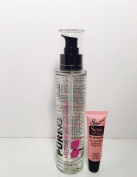 Mx Puring Keepcolor Colour Care Glittering OIl Leave in Treatment 100ml/3.38ozFree Starry Sexy Kiss Lip Plumping 10 Ml