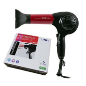 UNIX UN-1824B Professional ion Hair dryer Styler Styling Beauty Salon/ only 220v