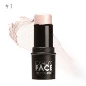 EFINNY Highlighter Stick Shimmer Cream Powder Waterproof Light Face Cosmetics A01