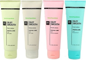 DK ELAN Silky Smooth Special Sale Set (Face-Body-Hand-Foot) for Dry, Rough, Itchy, Scaled, cracked Skin