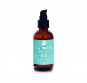 [HIGHEST QUALITY] Organic Moringa Oil Treatment - 120ml - For Hair, Skin, Face, 100% Pure, Cold Pressed Virgin Oil, Anti-Ageing, Skin Treatment,