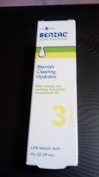 Benzac Blemish Clearing Hydrator, 30ml by Benzac