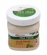 Biocare Tea Tree Mud Mask 500G SD - With Complementary Gifts!!