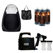 MaxiMist XL SE Classic Mobile Spray Tanning System with Popup Tent and Carry Bag