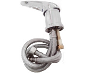 Shampoo Faucet, fits most shampoo bowl or backwash unit.