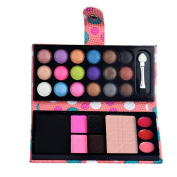26Colors Cosmetic Eyeshadow Blush Lip Gloss Powder Makeup Palette