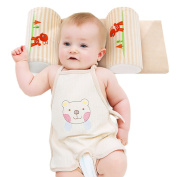 Gemini Fairy Newborn Infant Prevent From Flat Head Baby Head Support Pillow