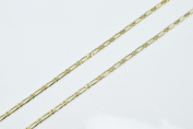 Antique Green Gold Filled Chain 45cm Inch Gold-filled for gold filled jewellery making Item#789222022785