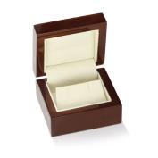 Kona Loa Glossy Wooden Earring/Pendant Box