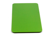 """Business Card Size Anodized Aluminium Metal Blanks 2"""" x 3.55"""" x 0.4"""" 1mm Thick (Pack of 10)"""