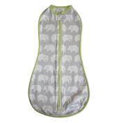 Woombie Stardust Elephant, Grey, 2.3-5.9kg
