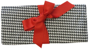 Caught Ya Lookin' Baby Changing Pad, Cotton Houndstooth