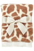 Bearington Baby Collection Bebe Giraffe Crib Blanket