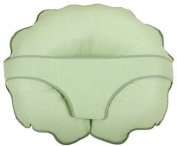Leachco Pillows Cuddle-U Nursing Pillow and More Sage Pin Dot