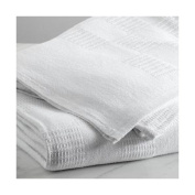 1 NEW WHITE THERMAL 60X90 SNAGFREE BLANKET HOSPITALITY BEDDINGS