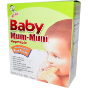 Hot Kid, Baby Mum-Mum Vegetable Rice Rusks, 24 Rusks, 50ml (50 g) - 2pc