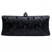 DMIX Crystal Box Clutch and Evening Bag