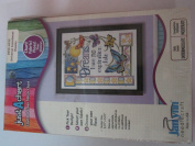 JUST A CHART COUNTED CROSS STITCH CHART UNIVERSAL ASSORTMENT DREAMS # 999-4030