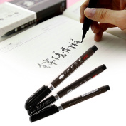 3 Pcs Chinese Pen Japanese Calligraphy Writing Art Script Painting Tool Brush Set