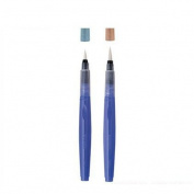 Holbein Art Water Brush Twin Set with Sponge