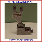 ZIPPER FOOT INDUSTRIAL SEWING MACHINE FOR JUKI BROTHER CONSEW SINGER S518NS