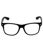 Computer Reading Glasses - Provide Headache + Dry Eyes Relief - Eye Strain From Blue Light + UVB Light + HEV Light - Clear Lense Nerd Glasses - Wayfarer Style For Women & Men By California Products