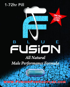 BlueFusion All Natural Male Enhancement Sexual Performance Sex Capsules