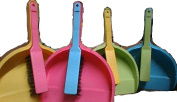 Assorted Colour Hand Broom