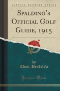 Spalding's Official Golf Guide, 1915