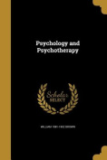 Psychology and Psychotherapy