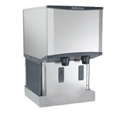 Scotsman HID525AW-1 Meridian Ice Machine/Dispenser Wall-Mounted H2 Nugget Ice a