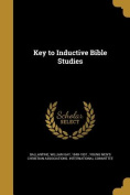 Key to Inductive Bible Studies