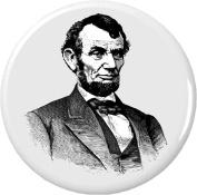 President Abraham Abe Lincoln 5.7cm Bottle Opener w/ Keyring