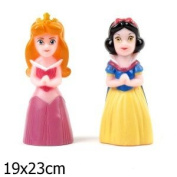 """KIT FOR SWIMMING """"play along"""" the DISNEY (AURORA AND SNOW WHITE) IN THE NET"""