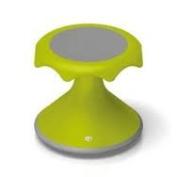 Hokki Stool - 30cm Lime Green