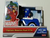 Marvel Captain America Push N Go