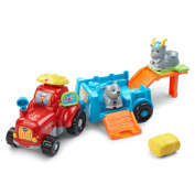 VTech Early Education Toy Smart Animals Farm and Learn Tractor Music Toys