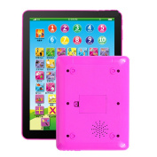Children's Toys Early Childhood Learning Machine ABS Plastic Colour Pink