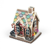 Sizzix 661608 Bigz Die, Village Gingerbread by Tim Holtz
