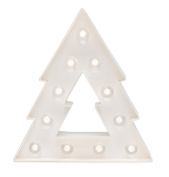 Heidi Swapp Marquee Christmas Paper Tree Shapes
