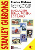 Sg Stamp Cat Bangladesh, Burma,Pakistan & Sri Lanka